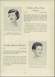 Page 17, 1959 Edition, Roland Park Country School - Quid Nunc Yearbook (Baltimore, MD) online yearbook collection