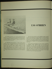 Page 12, 1979 Edition, O Brien (DD 975) - Naval Cruise Book online yearbook collection
