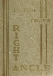 Page 1, 1938 Edition, Maryland Park High School - Right Angle Yearbook (Seat Pleasant, MD) online yearbook collection