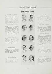 Page 14, 1938 Edition, Maryland Park High School - Right Angle Yearbook (Seat Pleasant, MD) online yearbook collection