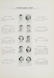 Page 15, 1938 Edition, Maryland Park High School - Right Angle Yearbook (Seat Pleasant, MD) online yearbook collection