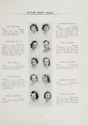Page 17, 1938 Edition, Maryland Park High School - Right Angle Yearbook (Seat Pleasant, MD) online yearbook collection