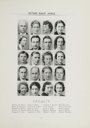 Page 9, 1938 Edition, Maryland Park High School - Right Angle Yearbook (Seat Pleasant, MD) online yearbook collection