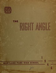 Page 1, 1946 Edition, Maryland Park High School - Right Angle Yearbook (Seat Pleasant, MD) online yearbook collection