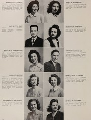 Page 12, 1946 Edition, Maryland Park High School - Right Angle Yearbook (Seat Pleasant, MD) online yearbook collection