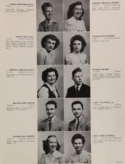 Page 13, 1946 Edition, Maryland Park High School - Right Angle Yearbook (Seat Pleasant, MD) online yearbook collection
