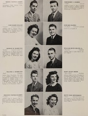 Page 14, 1946 Edition, Maryland Park High School - Right Angle Yearbook (Seat Pleasant, MD) online yearbook collection