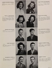 Page 15, 1946 Edition, Maryland Park High School - Right Angle Yearbook (Seat Pleasant, MD) online yearbook collection
