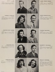 Page 16, 1946 Edition, Maryland Park High School - Right Angle Yearbook (Seat Pleasant, MD) online yearbook collection