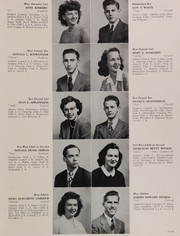 Page 9, 1946 Edition, Maryland Park High School - Right Angle Yearbook (Seat Pleasant, MD) online yearbook collection