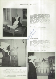 Page 12, 1959 Edition, St Joseph High School - Lilium Yearbook (Emmitsburg, MD) online yearbook collection