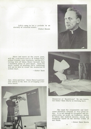 Page 13, 1959 Edition, St Joseph High School - Lilium Yearbook (Emmitsburg, MD) online yearbook collection