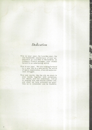 Page 8, 1959 Edition, St Joseph High School - Lilium Yearbook (Emmitsburg, MD) online yearbook collection