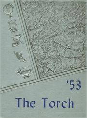1953 Edition, Mount Airy High School - Torch Yearbook (Mount Airy, MD)