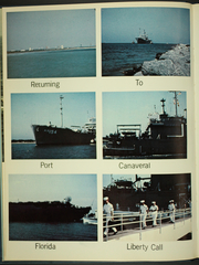 Page 10, 1971 Edition, Observation Island (AG 154) - Naval Cruise Book online yearbook collection