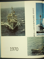 Page 6, 1971 Edition, Observation Island (AG 154) - Naval Cruise Book online yearbook collection