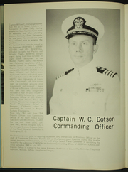 Page 8, 1971 Edition, Observation Island (AG 154) - Naval Cruise Book online yearbook collection