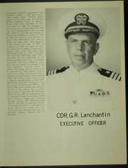 Page 9, 1971 Edition, Observation Island (AG 154) - Naval Cruise Book online yearbook collection