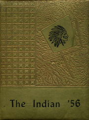 1956 Edition, Worcester High School - Indian Yearbook (Newark, MD)
