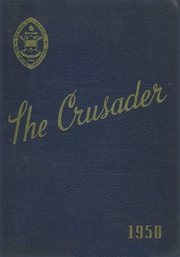 1950 Edition, St Pauls School - Crusader Yearbook (Brooklandville, MD)