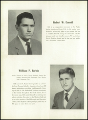 Page 18, 1950 Edition, St Pauls School - Crusader Yearbook (Brooklandville, MD) online yearbook collection