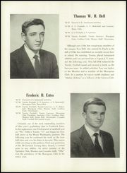 Page 20, 1950 Edition, St Pauls School - Crusader Yearbook (Brooklandville, MD) online yearbook collection