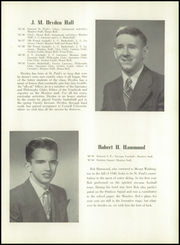 Page 23, 1950 Edition, St Pauls School - Crusader Yearbook (Brooklandville, MD) online yearbook collection