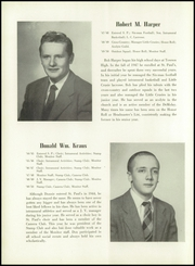 Page 24, 1950 Edition, St Pauls School - Crusader Yearbook (Brooklandville, MD) online yearbook collection