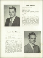 Page 26, 1950 Edition, St Pauls School - Crusader Yearbook (Brooklandville, MD) online yearbook collection