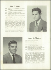 Page 27, 1950 Edition, St Pauls School - Crusader Yearbook (Brooklandville, MD) online yearbook collection