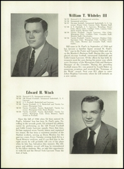 Page 32, 1950 Edition, St Pauls School - Crusader Yearbook (Brooklandville, MD) online yearbook collection