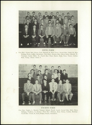 Page 38, 1950 Edition, St Pauls School - Crusader Yearbook (Brooklandville, MD) online yearbook collection
