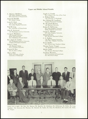 Page 11, 1956 Edition, St Pauls School - Crusader Yearbook (Brooklandville, MD) online yearbook collection