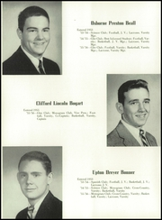 Page 16, 1956 Edition, St Pauls School - Crusader Yearbook (Brooklandville, MD) online yearbook collection