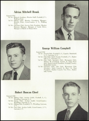 Page 17, 1956 Edition, St Pauls School - Crusader Yearbook (Brooklandville, MD) online yearbook collection