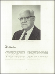 Page 7, 1956 Edition, St Pauls School - Crusader Yearbook (Brooklandville, MD) online yearbook collection