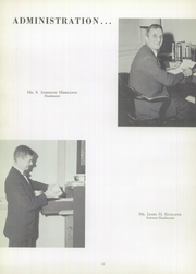 Page 16, 1959 Edition, St Pauls School - Crusader Yearbook (Brooklandville, MD) online yearbook collection