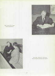 Page 17, 1959 Edition, St Pauls School - Crusader Yearbook (Brooklandville, MD) online yearbook collection