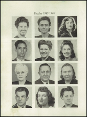 Page 12, 1948 Edition, Taneytown High School - Tahian Yearbook (Taneytown, MD) online yearbook collection