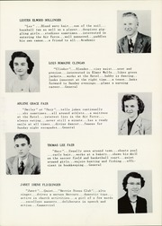 Page 11, 1952 Edition, Taneytown High School - Tahian Yearbook (Taneytown, MD) online yearbook collection