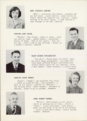 Page 16, 1952 Edition, Taneytown High School - Tahian Yearbook (Taneytown, MD) online yearbook collection