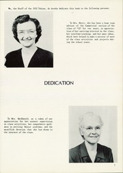 Page 7, 1952 Edition, Taneytown High School - Tahian Yearbook (Taneytown, MD) online yearbook collection