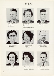 Page 8, 1952 Edition, Taneytown High School - Tahian Yearbook (Taneytown, MD) online yearbook collection