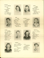 Page 10, 1943 Edition, Greenbelt High School - Pylon Yearbook (Greenbelt, MD) online yearbook collection