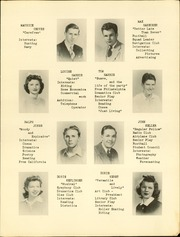 Page 11, 1943 Edition, Greenbelt High School - Pylon Yearbook (Greenbelt, MD) online yearbook collection