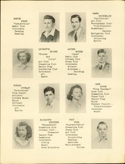 Page 13, 1943 Edition, Greenbelt High School - Pylon Yearbook (Greenbelt, MD) online yearbook collection