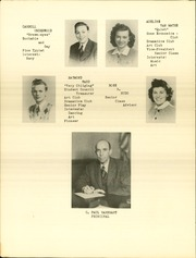 Page 14, 1943 Edition, Greenbelt High School - Pylon Yearbook (Greenbelt, MD) online yearbook collection