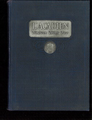 1935 Edition, Southwestern Louisiana Institute - Lacadien Yearbook (Lafayette, LA)