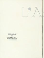 Page 6, 1935 Edition, Southwestern Louisiana Institute - Lacadien Yearbook (Lafayette, LA) online yearbook collection