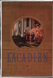 Page 1, 1941 Edition, Southwestern Louisiana Institute - Lacadien Yearbook (Lafayette, LA) online yearbook collection